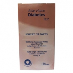 ATLAS HOME Diabetes test (2st.)