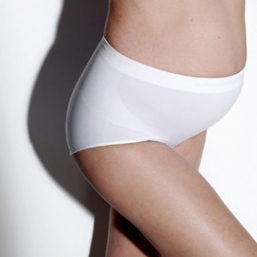 Gravidtrosa Seamless liv brief - NOPPIES