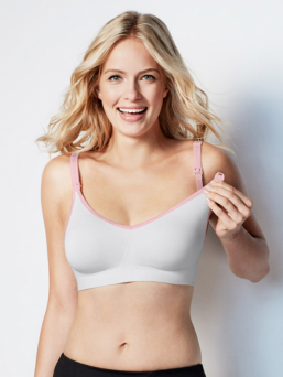 BRAVADO the body silk seamless amnings bh (white blush)