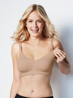 BRAVADO the body silk seamless amnings bh (butterscotch)
