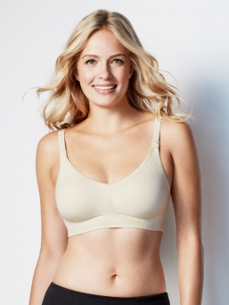 BRAVADO the body silk seamless amnings bh (ivory)