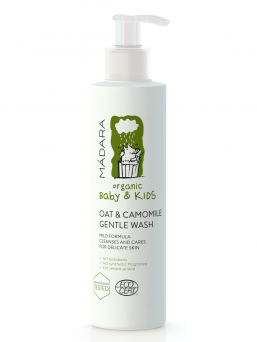 Organic Baby & KIDS - Oat & Chamomille gentle wash 200ml