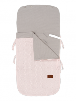 Baby's Only SOMMAR Åkpåse Maxi Cosi (CABLE classic pink)