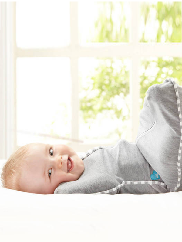 Swaddle UP™ Original 0-9mån (grå)
