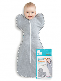 Swaddle UP™ Original 0-4mån (grå)