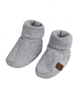 Baby's Only Baby tofflor, melange grey